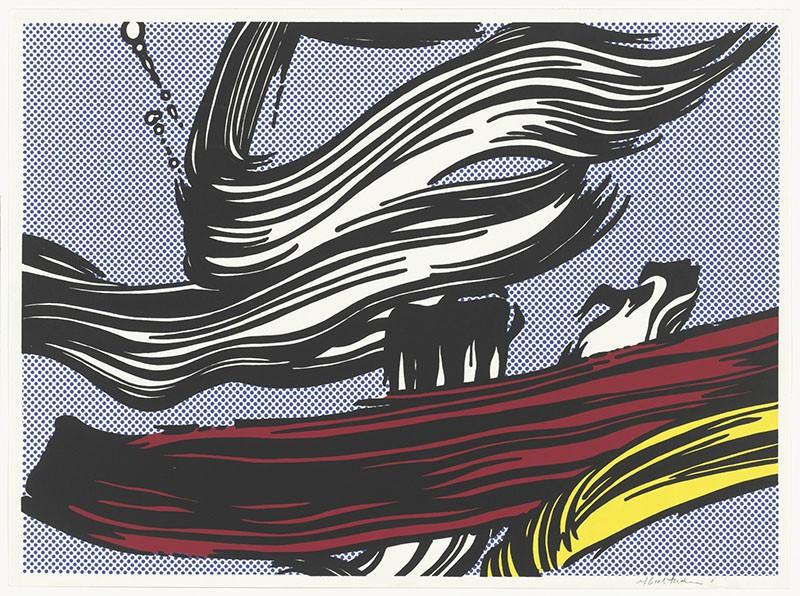 Brushstrokes, 1967