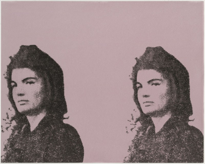 Jacqueline Kennedy II from 11 Pop Artists, Volume II 1965, published 1966